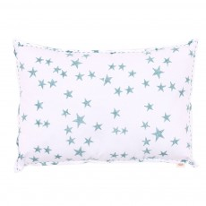 Coussin Etoiles - bleu