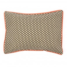 Coussin - imprim&eacute; pois