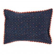 Coussin - imprim&eacute; fleurs
