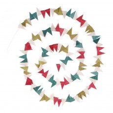 Guirlande Triangles - multicolore