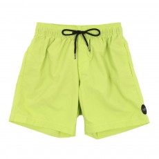 Short de bain - Vert anis