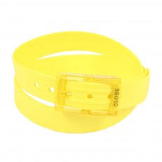 Ceinture Silicone - Jaune