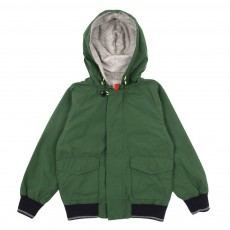 Blouson &agrave; capuche Linton