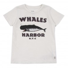 T-shirt Whales Harbor