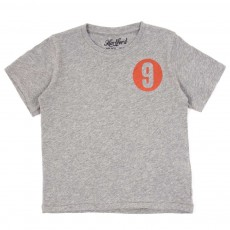 T-shirt 9 - Gris chiné
