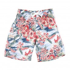 Short de bain Hawaï