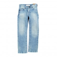 Jean Straight fit - Denim