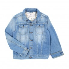 Blouson en jean