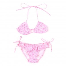 Bikini Etoiles - Rose bonbon