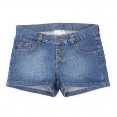 Short Istanbul - Bleu jean