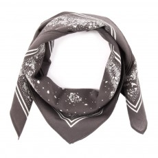 Bandana Larry - Gris anthracite