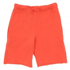 Bermuda jersey-Orange fluo