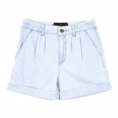 Short chino Romy - Denim bleached