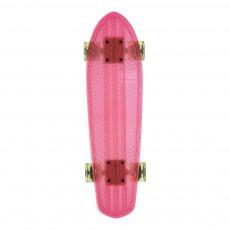 Skateboard Bantam transparent - Rose