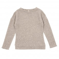 Sweat Pois Lurex