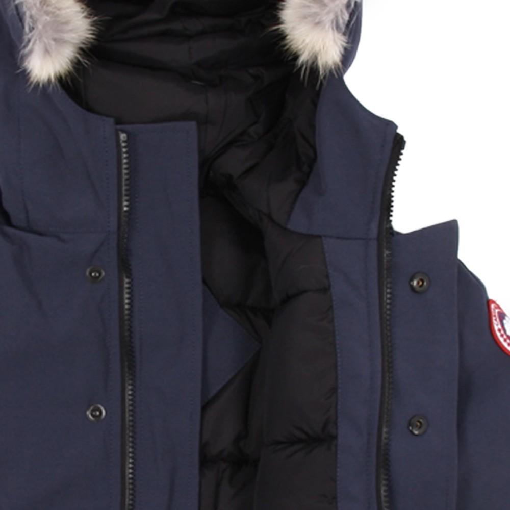 Canada Goose trillium parka replica official - Canada Goose Rundle Down Jacket Navy blue - Kids fashion - Smallable
