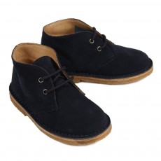 Derbies Suede