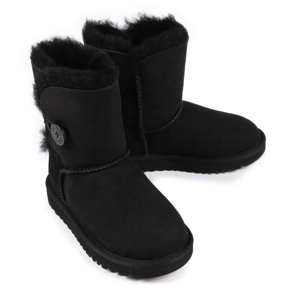 Bottes bailey fourr es noir ugg chaussures b b smallable - Report de paiement de 3 mois par cb ...