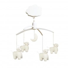 Mobile musical Moutons