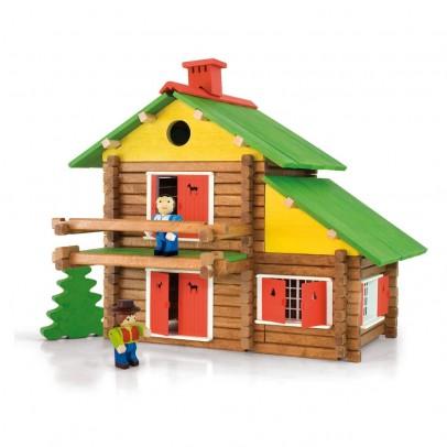 Gioco di costruzione il Mio chalet in legno - 175 locali