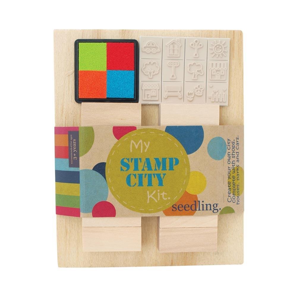 kit 39 cr e ta ville 39 seedling loisirs enfant smallable. Black Bedroom Furniture Sets. Home Design Ideas