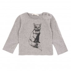 T-shirt Fox Snow