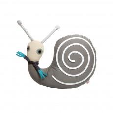 Boîte à musique Simon l'escargot - Gris