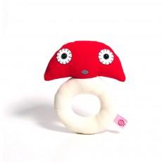 Hochet Minnie champignon