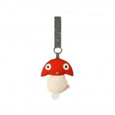 Mini boîte à musique Minnie champignon