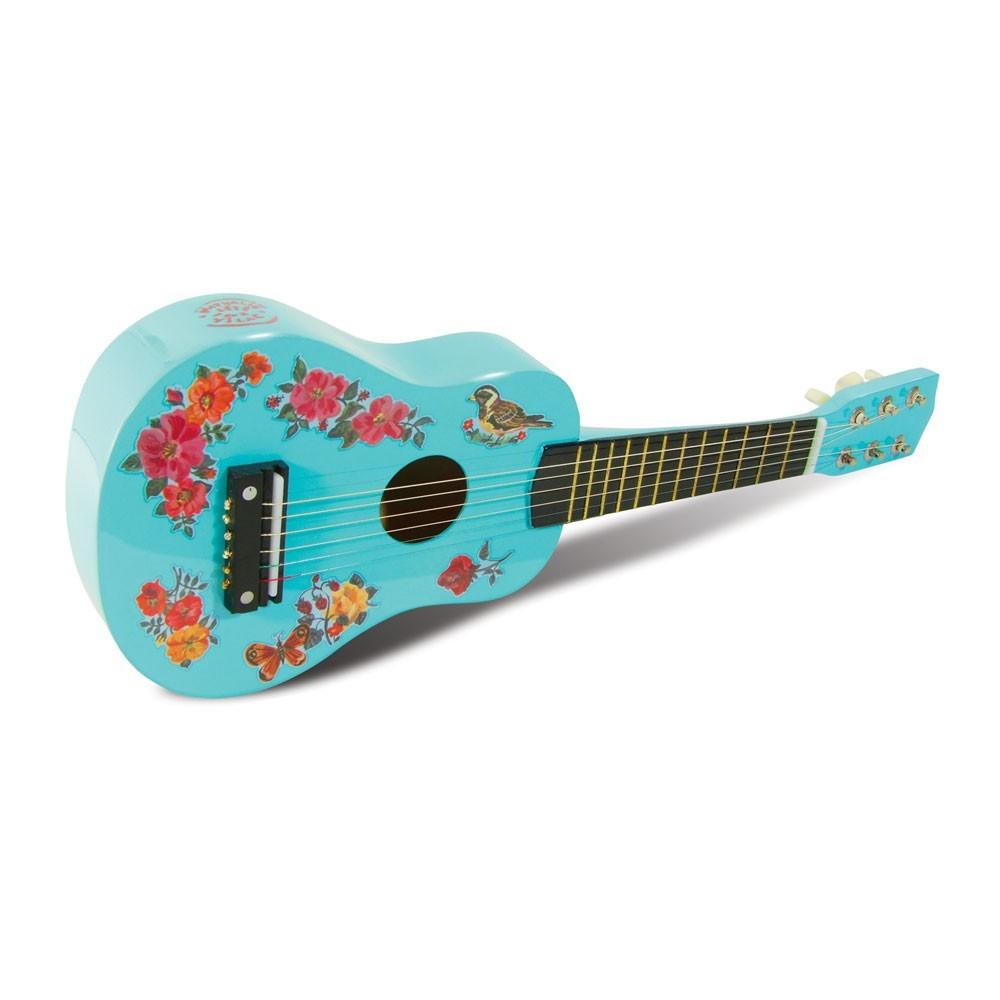 la guitare de nathalie l t vilac jeux jouets loisirs enfant smallable. Black Bedroom Furniture Sets. Home Design Ideas