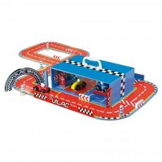 Circuit course en valise