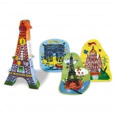 Puzzles Paris Nathalie Lété