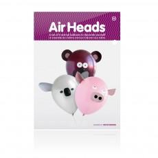 Ballons gonflables - Tête d'animaux Multicolore