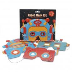 Kit 'Masque de robot' Multicolore