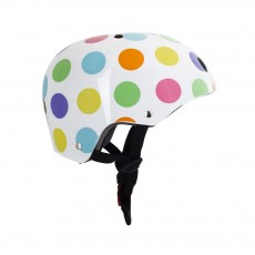 Casque Pastel dotty S