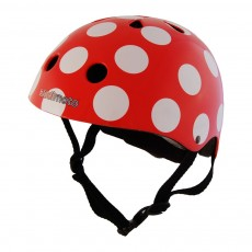 Casque Red Dotty Rouge
