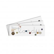 Carnet de coloriage Multicolore