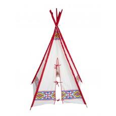 Tipi d'indien Buffalo Multicolore