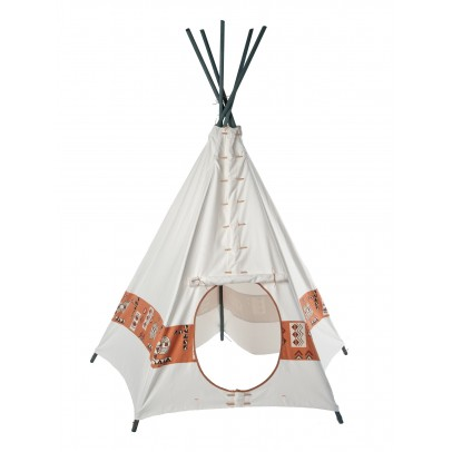 tipi d indien des plaines multicolore le fait main. Black Bedroom Furniture Sets. Home Design Ideas