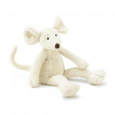 Petite souris Slackajack Blanc