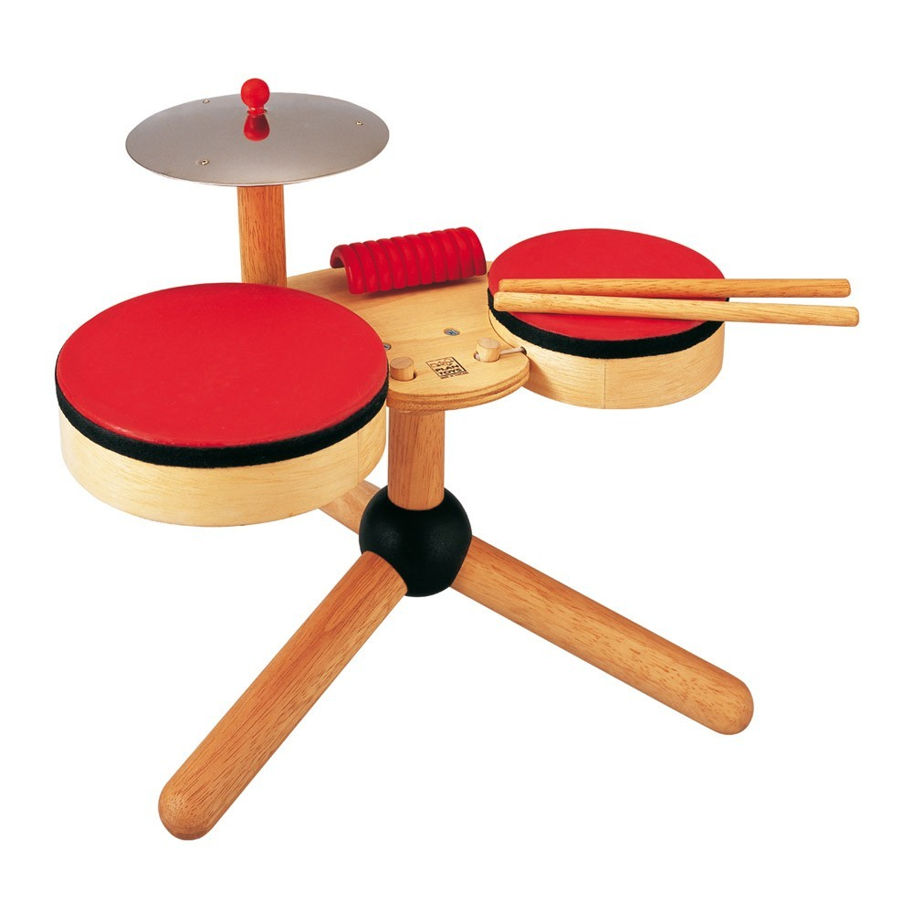 batterie plan toys jeux jouets loisirs enfant smallable. Black Bedroom Furniture Sets. Home Design Ideas