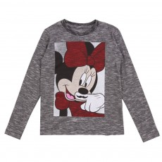 T-shirt Little Minnie LS