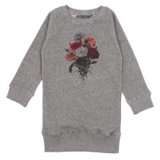 Robe Sweat Laura Bouquet