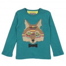 T-shirt ML Fox