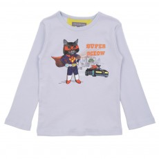 T-shirt ML Super Meow