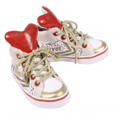 Baskets Feiyue Heart