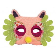 Masque Suzette la chouette