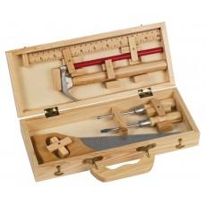 Valise à outils 6 pièces