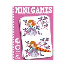 Mini Jeux Les différences de Léa Multicolore