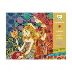 Atelier Art Nouveau Multicolore